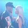 Image 1: Chris Brown Rita Ora Jimmy Kimmel