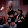 Image 6: Chris Brown and Rita Ora singing on sofa