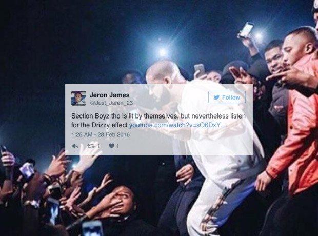 Drake Effect