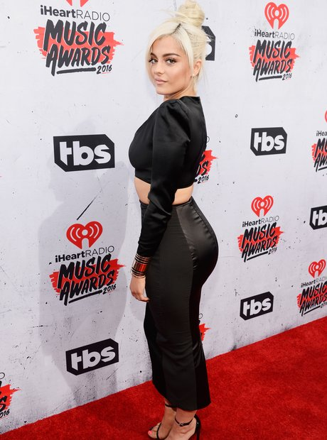 Bebe Rexah iHeartRadio 2016 Red Carpet