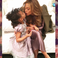 Image 9: Beyonce and Blue Ivy kiss