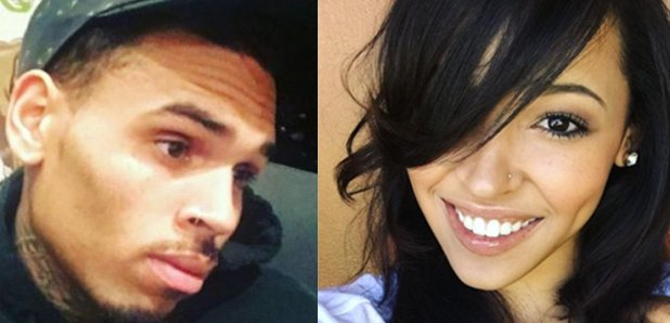 """Chris Brown Fuels Feud With Tinashe: """"16-Year-Old Hobbit"""