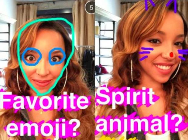 Tinashe Snapchat