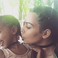 Image 10: Kim Kardashian and North West's girls day out
