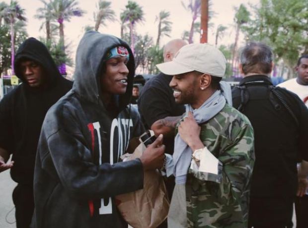 Big Sean ASAP Rocky