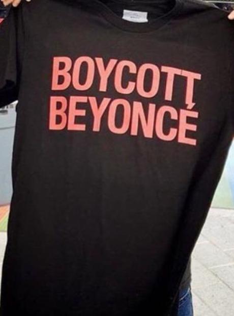 Boycott Beyonce