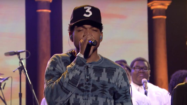 chance the rapper debuts new single blessings announces release date for new capital xtra. Black Bedroom Furniture Sets. Home Design Ideas
