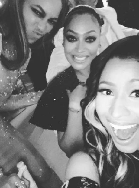 Nicki Minaj Met Gala 2016