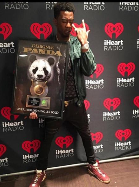 Desiigner Panda Platinum
