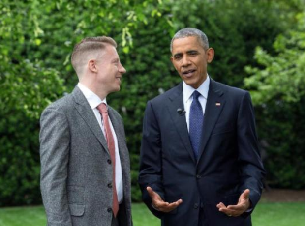 Macklemore Barack Obama