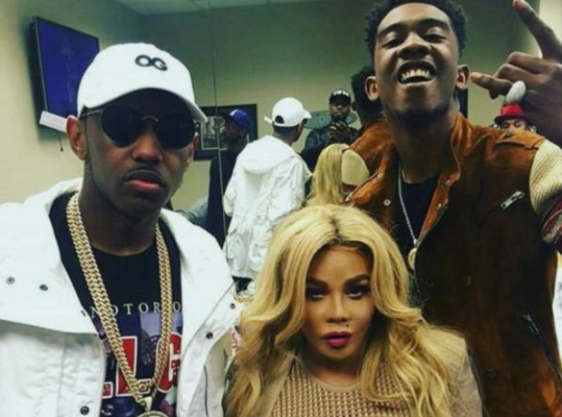 Desiigner Fabolous and Lil Kim