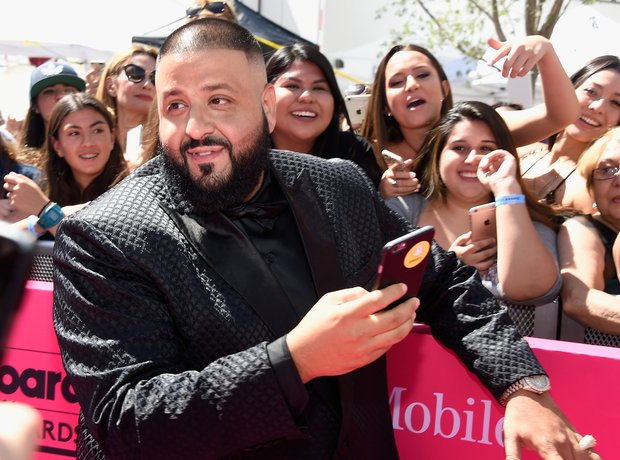 DJ Khaled at Billboard Music Awards 2016