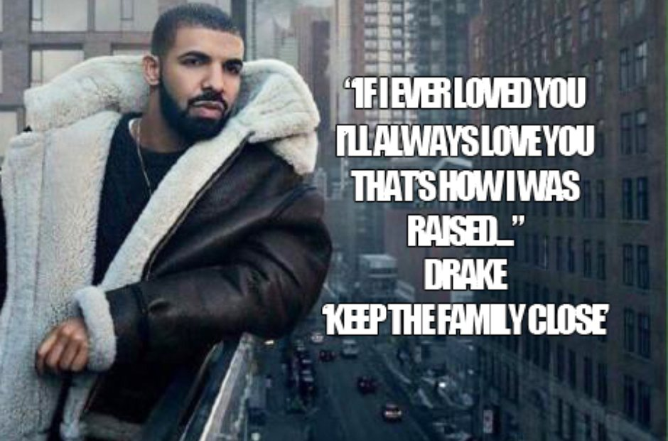 Drake Lyrics/Quotes #blessed | D R A K E | Drake quotes ...