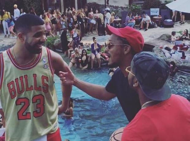 Drake Pool Party