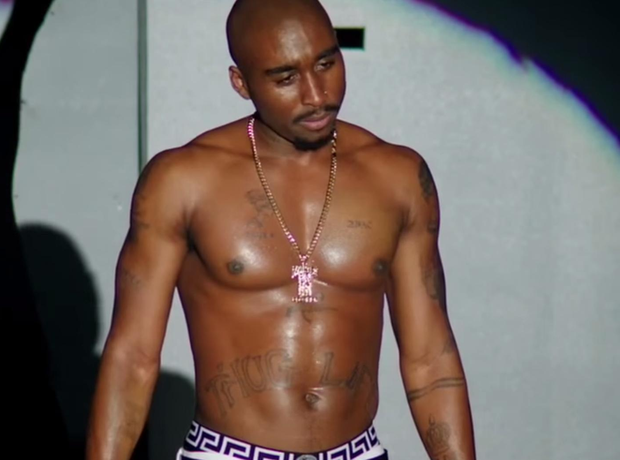 Tupac Actor All Eyez On Me Movie