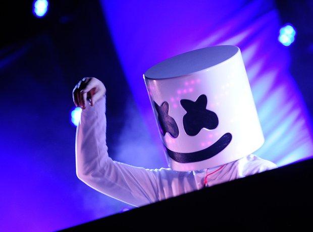 DJ Marshmello