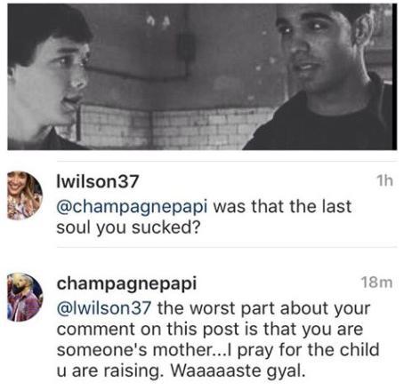 Drake Instagram comeback