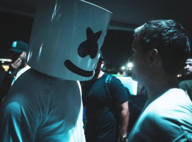 Tiesto as Marshmello