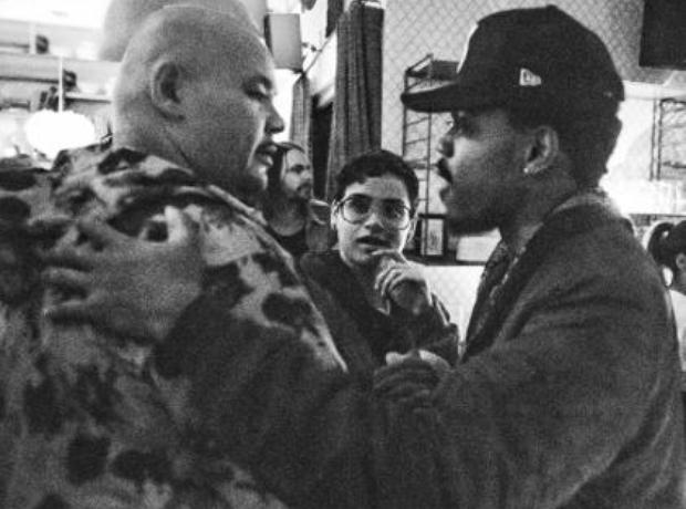 Chance The Rapper and Fat Joe