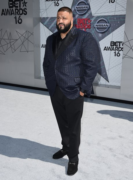 DJ Khaled at the BET Awards 2016