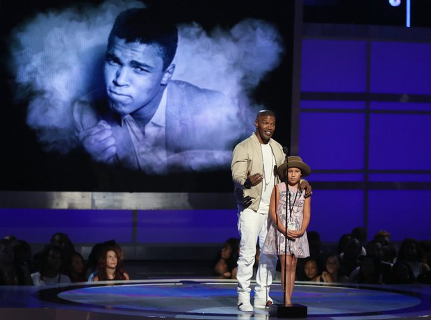 Mohammad Ali Tribute at the BET Awards 2016