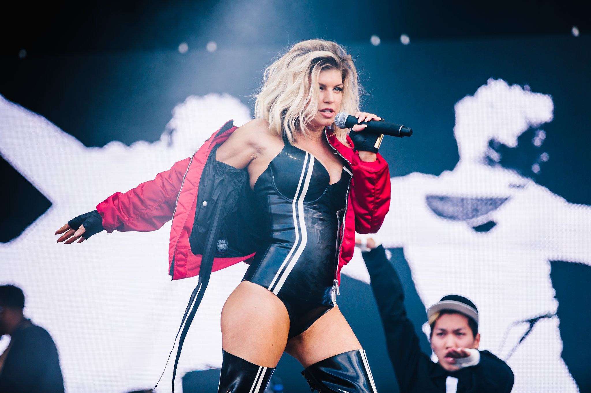 Fergie Wireless Festival 2016