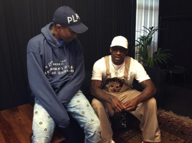 Pharrell and Skepta