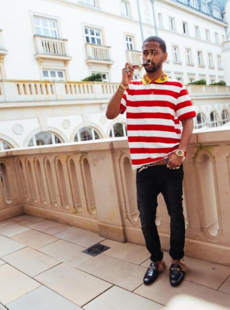 Big Sean in Frankfurt