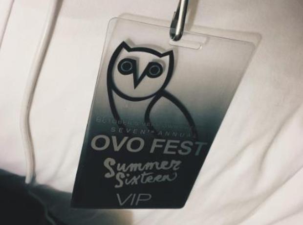 Bryson Tiller OVO Fest