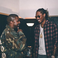 Image 2: Kanye West and Future