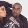 Image 9: Kanye West and Kim Kardashian
