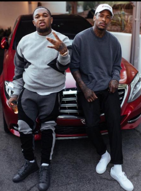DJ Mustard and YG