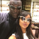 Image 4: Stormzy and Maya Jama