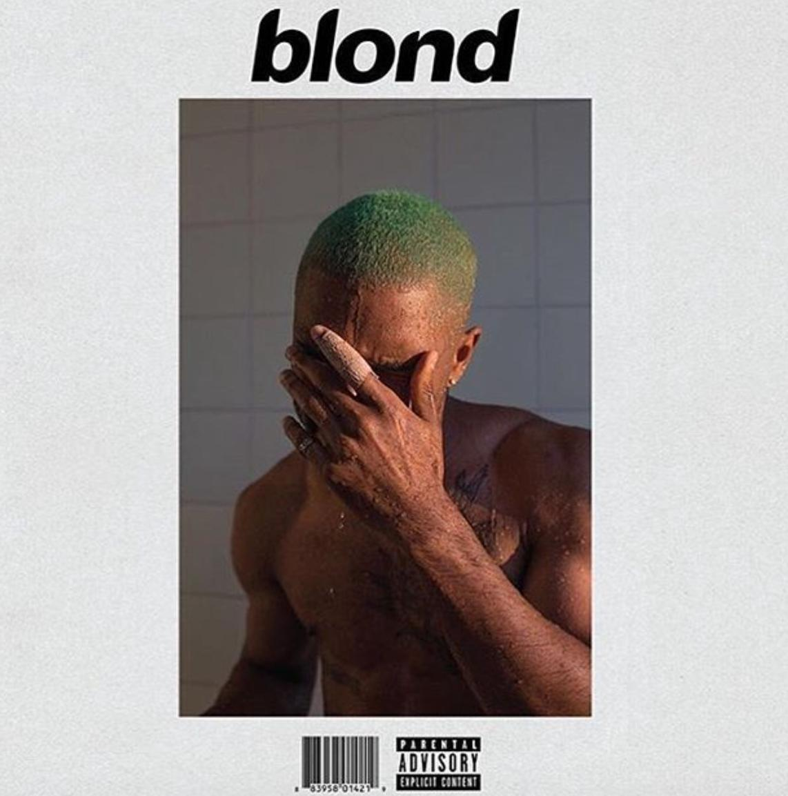 Frank Ocean Blonde Album