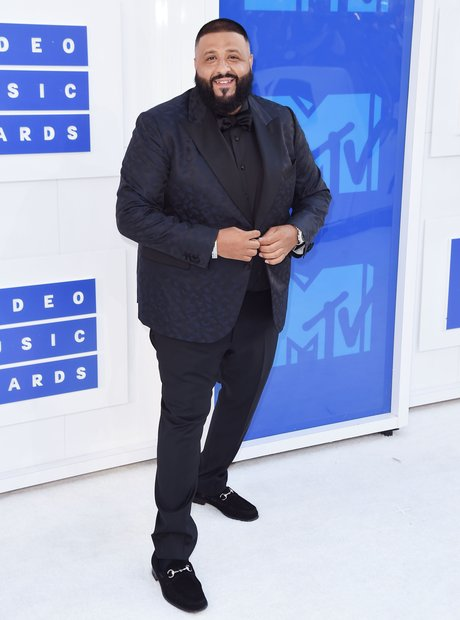 DJ Khaled MTV VMAs Red Carpet 2016
