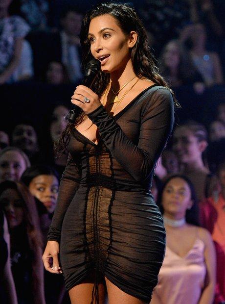Kim Kardashian MTV VMAs 2016