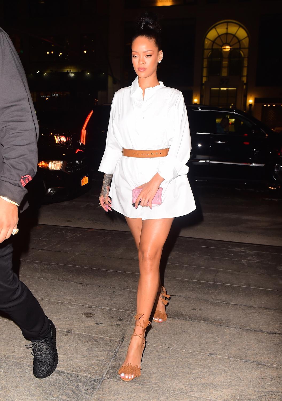 Rihanna and Drake date night