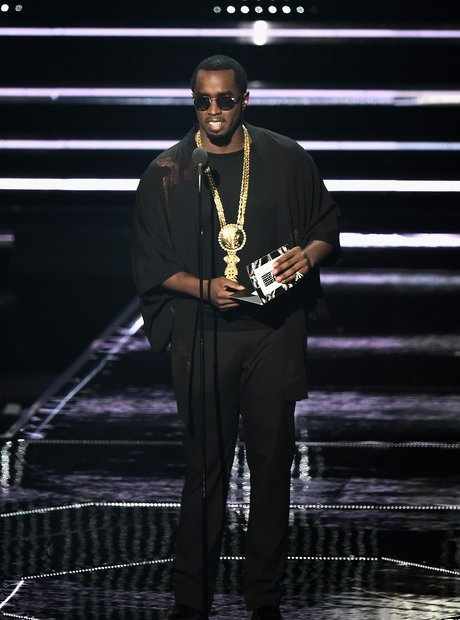 Sean Diddy Combs Award Acceptance MTV VMAs 2016