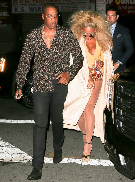 Beyoncé and Jay Z birthday celebrations