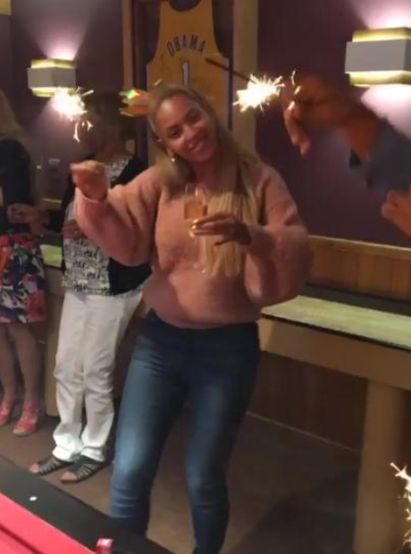 Beyonce birthday celebrations