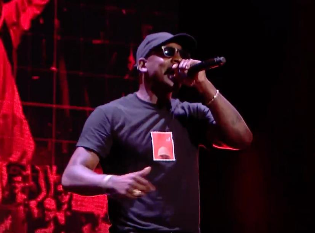 Skepta Shutdown Mercury Music Prize Performance