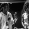 Image 5: ASAP Rocky Lenny Kravitz in studio