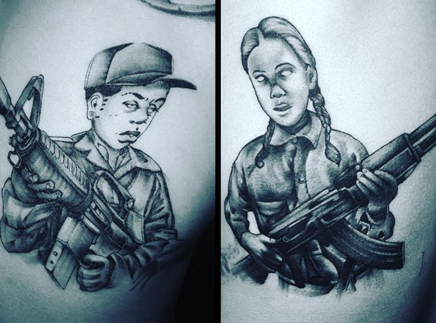 53 Hip Hop Tattoos That Will Inspire You To Get Inked Capital Xtra