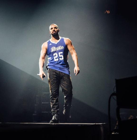 Drake at Drake University 2