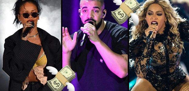 Here S How Much It Costs To Have Drake Or Rihanna Play At Your Party