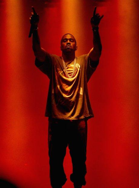 Kanye West gig cut short due to family emergency
