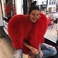 Image 2: Kendall Jenner Heart Coat