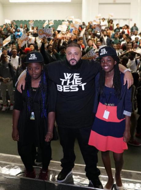 DJ Khaled Keys To Success School