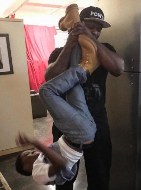 50 Cent Fight With Son