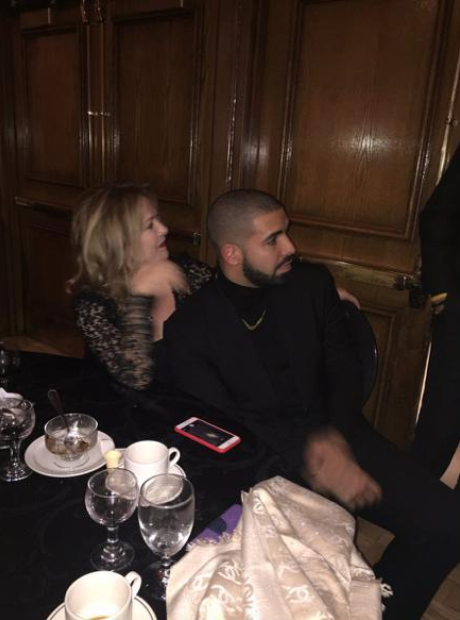 Drake At A Wedding